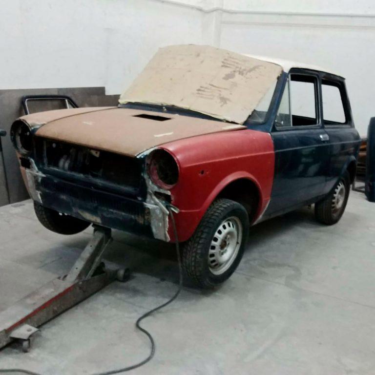Fiat A112 – 50hp