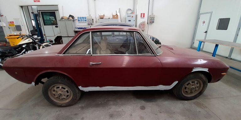 Lancia Fulvia 1300 Rally
